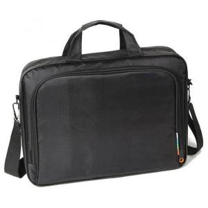 nylon notebook lapportable business shoulder men bag 13 14 15 15.6 inch black