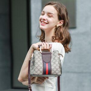 ladies handbag, fashion messenger bag, retro korean version of the female bag, the trend of hair ball jewelry flip