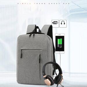 fashion new 15.6inch lapbackpack usb charging anti theft backpack men travel backpack waterproof school bag male