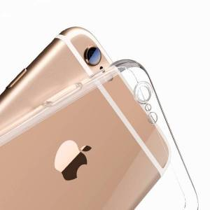 Apple 2018 for apple iphone 7 case protect camera phone cases for iphone 6 8 tpu case transparent back cover for iphone 8 6s 7 plus case
