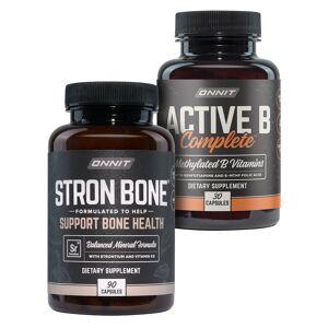 Onnit Stron Bone + Active B