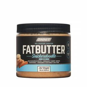 Onnit Fatbutter - Snickerdoodle (16oz)