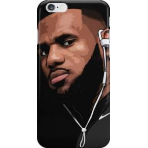 Redbubble LeBron James Snap Case for iPhone 6 & iPhone 6s