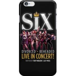Redbubble Six the musical design Snap Case for iPhone 6 & iPhone 6s