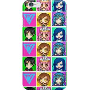 Redbubble Funneh and the Krew Anime Style Snap Case for iPhone 6 & iPhone 6s