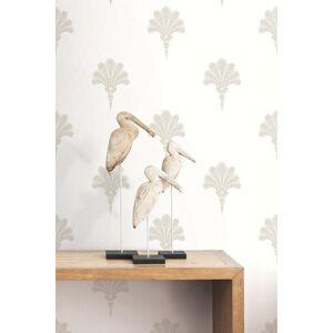 Seabrook Designs Summer Fan Sand Dunes Wallpaper  - tan
