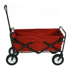 Mac Sports Red Folding Wagon