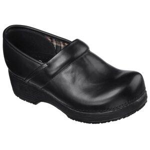 Skechers Women's Comfort Flex Clogs  - Black - Size: 7