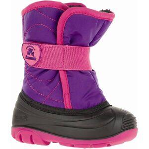 Kamik Girl's Snowbug Boots  - Purple - Size: 5