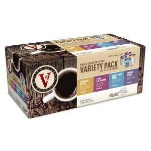 Victor Allen's Coffee 96 Count Coffee Variety Pack