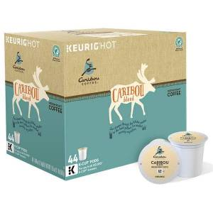Caribou Coffee 44ct Caribou Blend K-Cups  - Size: 17.6 oz