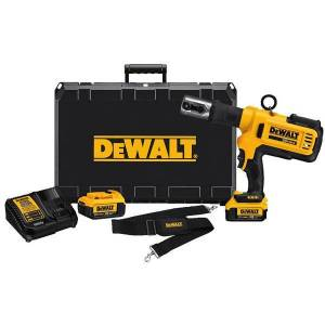 DEWALT DCE200M2 20V Copper Pipe Crimping Tool