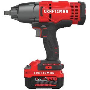 "Craftsman CMCF900M1 20V 1/2"" Impact Wrench Kit"