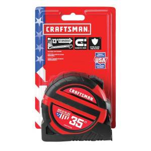 Craftsman 35' PRO-13 Tape Measure