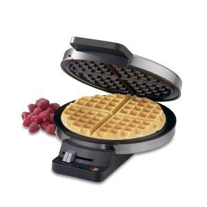 Cuisinart Round Waffle Maker  - Black