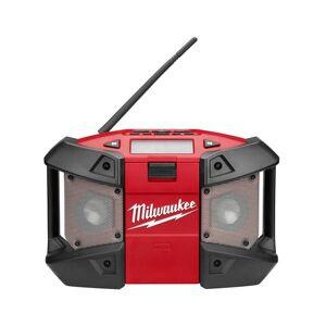 Milwaukee 2590-20 M12 12V Cordless Lithium-Ion ABS Radio