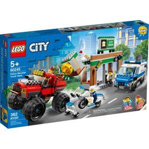 Lego City Police Monster Truck Heist 60245 Building Kit