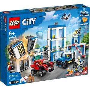 Lego City Police Station 60246 Building Set
