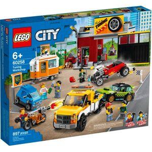 Lego City Tuning Workshop 60258 Building Kit