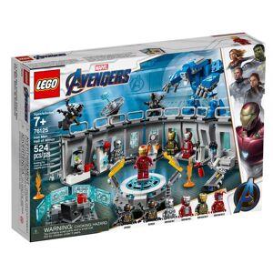 Lego Marvel Avengers 76125 Iron Man Hall of Armor