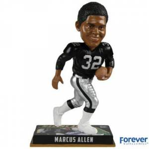 Forever Collectibles NFL Legends Series Bobbleheads Marcus Allen - Oakland Raiders