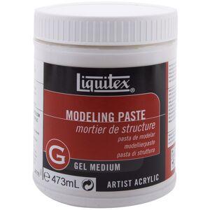 16oz - Liquitex Modeling Paste Acrylic Gel Medium