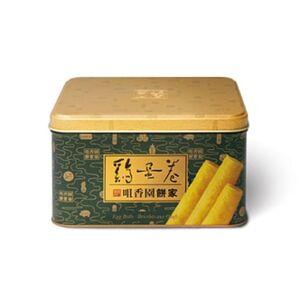 CHOI HEONG YUEN BACKERY Egg Roll Bricelets Oeufs 315g