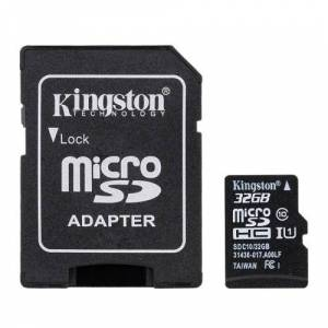 other Kingston Class 10 8GB 16GB 32GB 64GB MicroSD TF Flash Memory Card 48MB/s with Card Adapter
