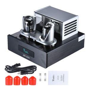 YAQIN SD-CD3 Stereo HiFi Audio Sound Upgrade Tube Buffer Processor for CD VCD DVD PC  - 11281
