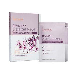 Karuna Revivify+ Eye/Cheek Mask Box