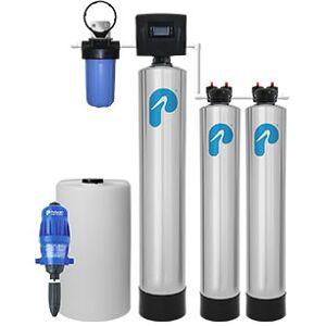 Pelican WF6 Iron/Manganese Filter & Salt-Free Softener 1-3 Bath