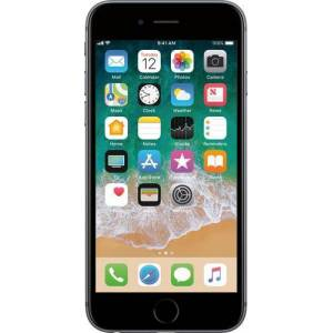 Apple - Pre-Owned (Excellent) iPhone 6s 4G LTE 64GB Cell Phone (Unlocked) - Space Gray