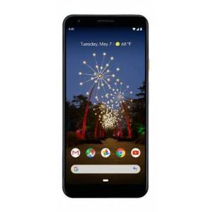 Google - Geek Squad Certified Refurbished Pixel 3a XL - 64GB (Unlocked) - Clearly White