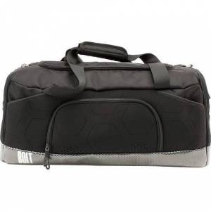 Edge M-Edge - Bolt Gym-to-Office Duffel Bag - Black with Lime