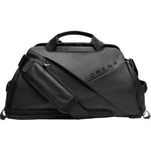 """HP - OMEN Transceptor Duffel Bag for 17.3"""" Laptop - Black"""