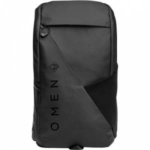 """HP - OMEN By HP Backpack for 15.6"""" Laptop - Black"""