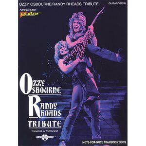 Hal Leonard - Ozzy Osbourne/Randy Rhoads: Tribute Sheet Music - Multi