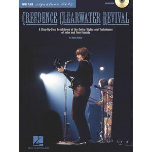 Hal Leonard - Creedence Clearwater Revival: Guitar Sheet Music - Multi