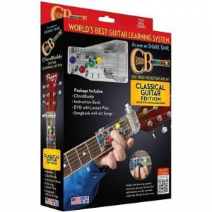 Hal Leonard - Various Artists: ChordBuddy Classical Guitar Learning Boxed System Sheet Music and DVD