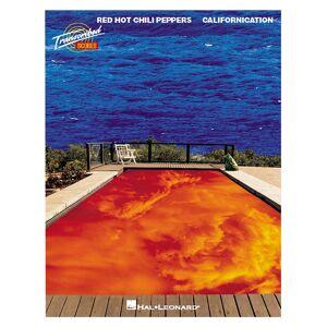 Hal Leonard - Red Hot Chili Peppers: Californication Sheet Music - Multi
