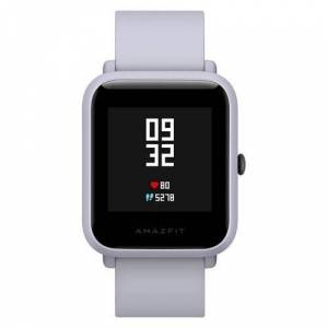 Amazfit - Bip Smartwatch - White Cloud