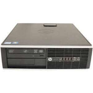 HP - Refurbished Compaq Desktop - Intel Core i5 - 8GB Memory - 1TB Hard Drive - Black
