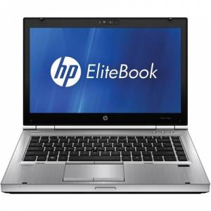 "HP - EliteBook 14"" Refurbished Laptop - Intel Core i5 - 8GB Memory - 500GB Hard Drive - Silver"