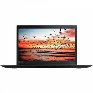 """Lenovo - ThinkPad X1 Yoga 2-in-1 14"""" Touch-Screen Laptop - Intel Core i7 - 8GB Memory - 256GB Solid State Drive - Black"""