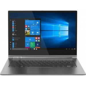 """Lenovo - Yoga C930 2-in-1 13.9"""" Touch-Screen Laptop - Intel Core i7 - 12GB Memory - 256GB Solid State Drive - Iron Gray"""