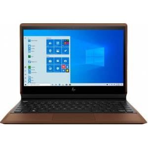 "HP - Spectre Folio Leather 2-in-1 13.3"" Touch-Screen Laptop - Intel Core i7 - 8GB Memory - 256GB Solid State Drive - Cognac Brown"