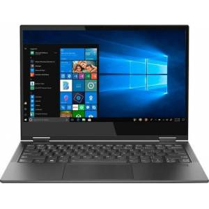 """Lenovo - Yoga C630 WOS 2-in-1 13.3"""" Touch-Screen Laptop - Snapdragon 850 - 8GB Memory - 128GB Solid State Drive (Verizon) - Iron Gray"""