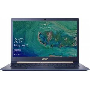 """Acer - Swift 5 Pro 14"""" Touch-Screen Laptop - Intel Core i5 - 8GB Memory - 256GB Solid State Drive - Charcoal Blue"""