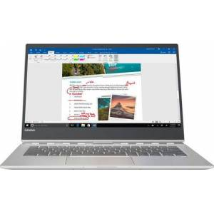 """Lenovo - Geek Squad Certified Refurbished Yoga 920 2-in-1 13.9"""" 4K Touch-Screen Laptop - Intel Core i7 - 16GB Memory - 512GB SSD - Platinum"""