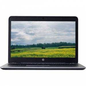 "HP - EliteBook 14"" Refurbished Laptop - Intel Core i5 - 8GB Memory - 256GB Solid State Drive - Gray"